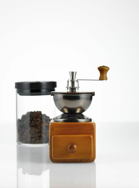 コーヒーノキ1本あたりの年間収穫量は生豆約450g!?