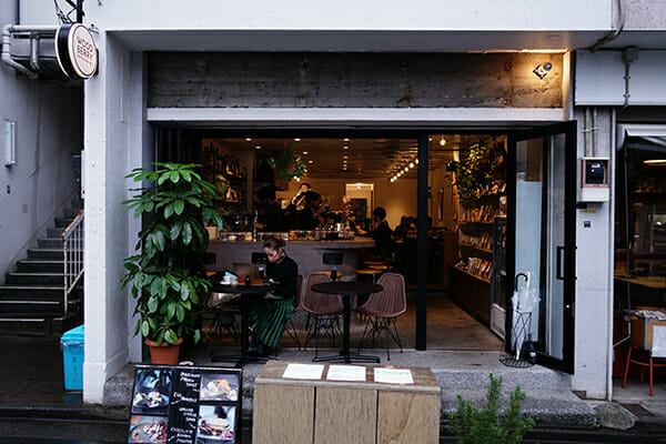 WOODBERRY COFFEE ROASTERS 渋谷店