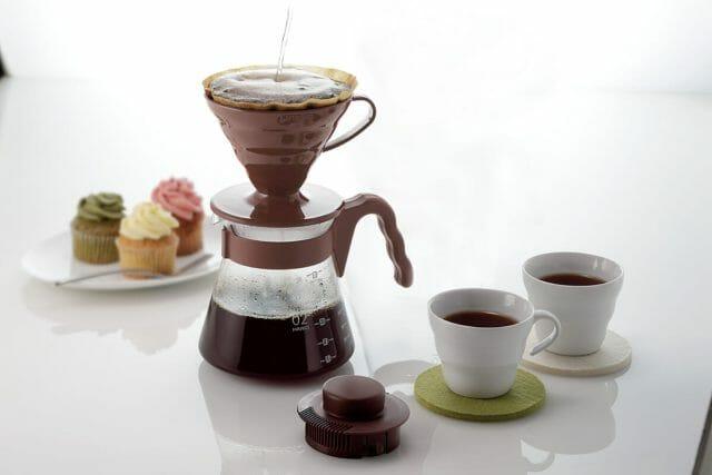 ハンドドリップでコーヒーを美味しく入れるコツ