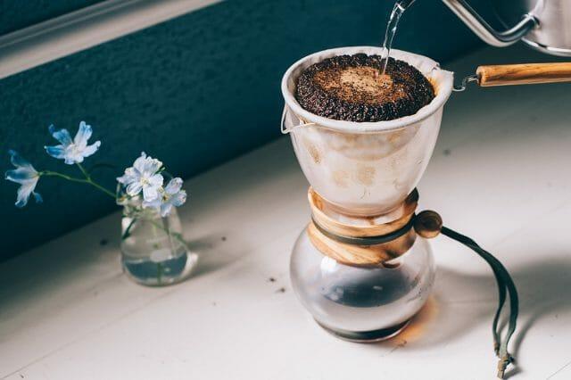 ドリップ ネル ネルドリップでのコーヒーの淹れ方~ポイントは道具の保存方法!使い方は簡単!~