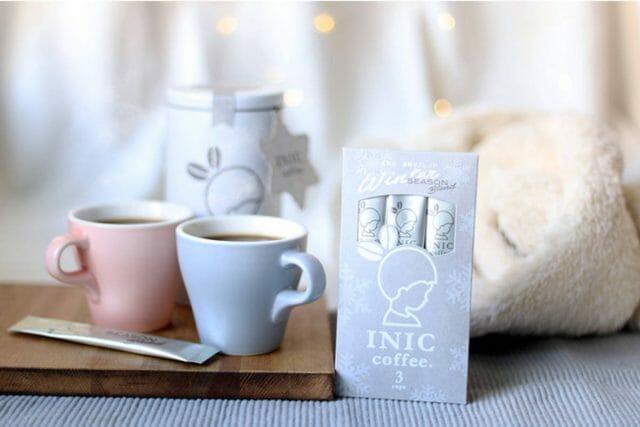 いつでも本格コーヒーが楽しめる「INIC coffee」にウィンターブレンド新登場