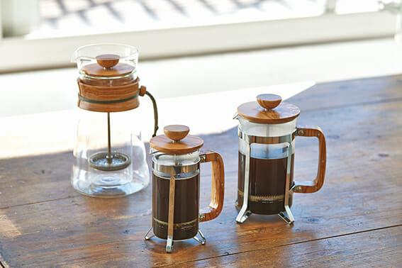 コーヒーの入れ方のひとつ『浸漬法』とは?