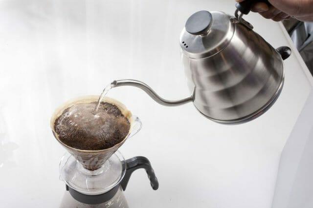 おうちで楽しむドリップコーヒー!「透過法」とはどんな入れ方?