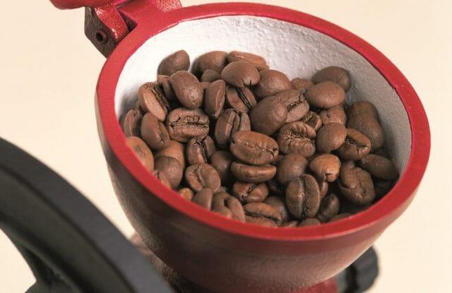 コーヒー豆の産地によって匂いの効果は変わる