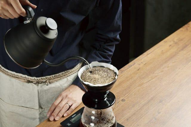 コーヒーの美味しい成分