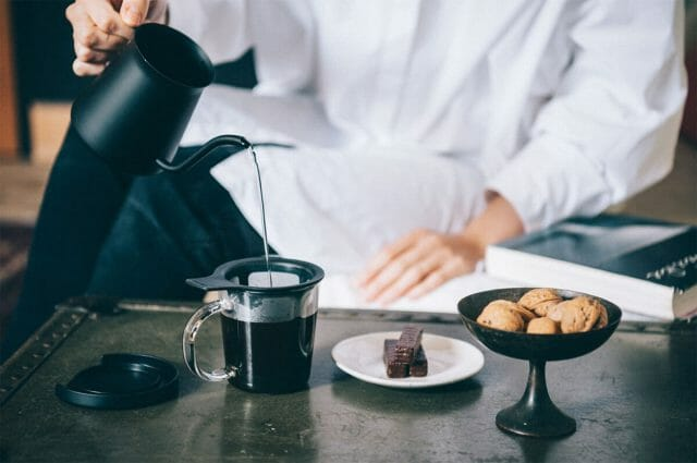 インスタントコーヒーのように手軽に、豆から入れたコーヒーを飲める便利グッズ!