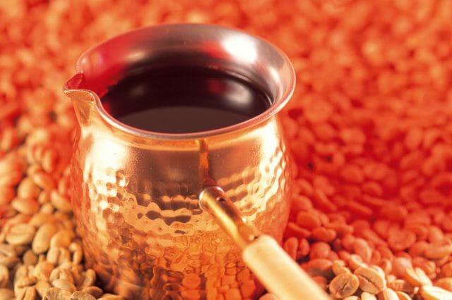 お湯がコーヒーに適した温度ではない可能性