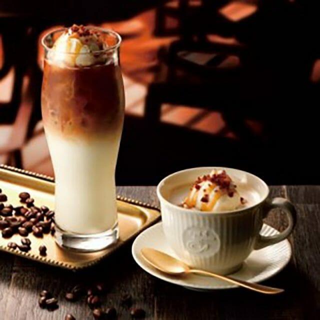 カフェ・ド・クリエから上品な甘さの『キャラメルミルクコーヒー』が登場!