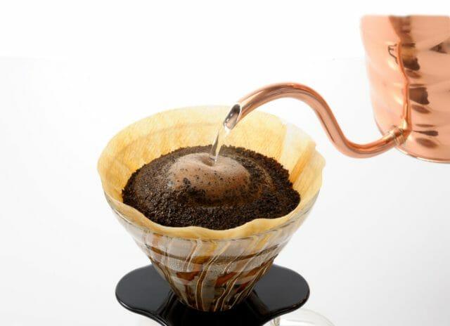 コーヒーの効能と適量