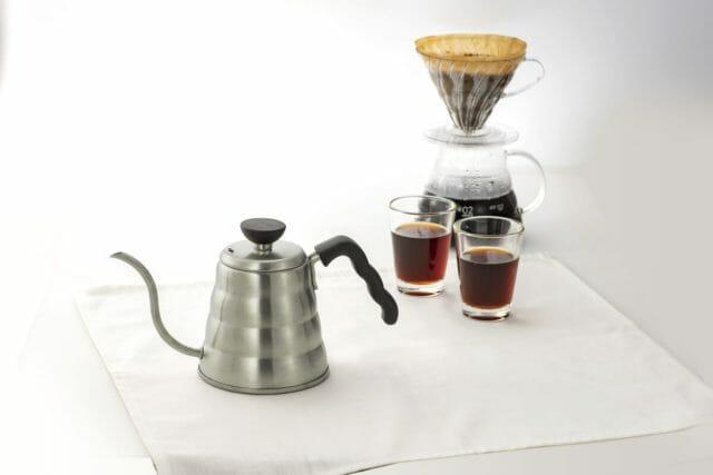 アウトドアでのコーヒーケトルの選び方
