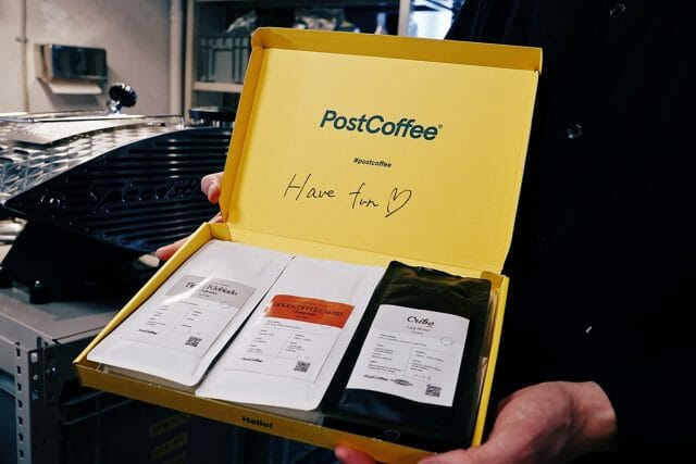 コーヒーBOX