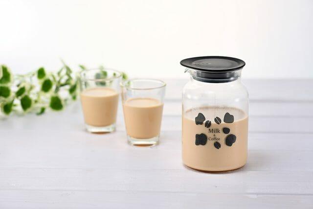 水出しならぬ…ミルク出し!意外なおいしさ新発見。HARIO「 ミルク出しコーヒーポット 」新登場。