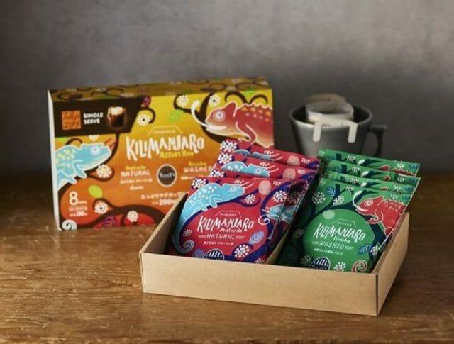 タリーズコーヒーより味わい異なる2種のキリマンジャロコーヒー発売