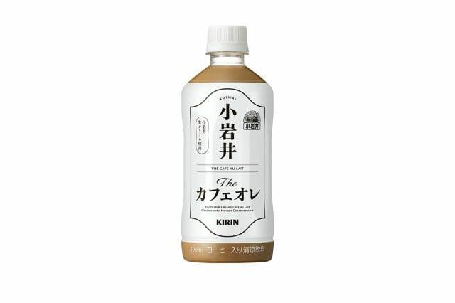 ロングセラー商品「小岩井 ミルクとコーヒー」リニューアル発売