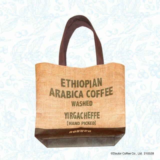 ドトールコーヒー、商品購入でオリジナルバッグプレゼントキャンペーン開催