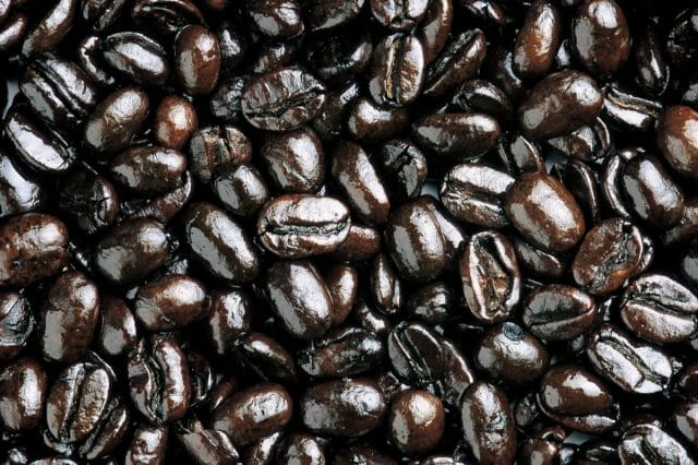 コーヒー豆の生産地