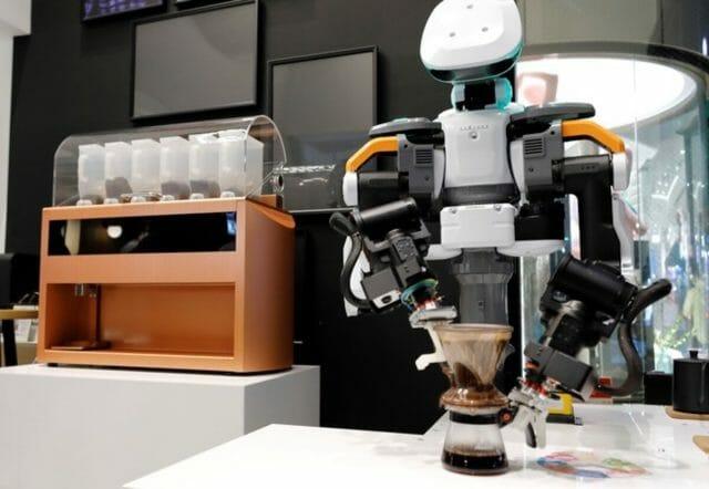 超ハイテク!未来型の「オートクチュールコーヒー」が表参道に期間限定で登場