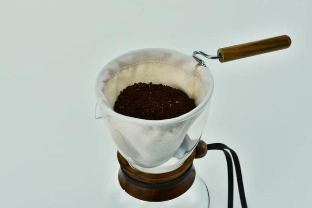 コーヒー染めとは
