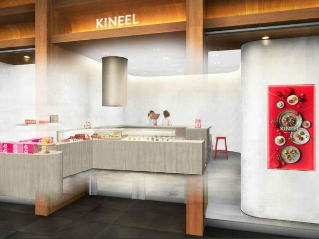 京都発パティスリーが東京ミッドタウンに旗艦店をオープン
