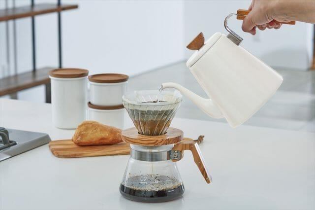 コーヒーで得られる効果とは