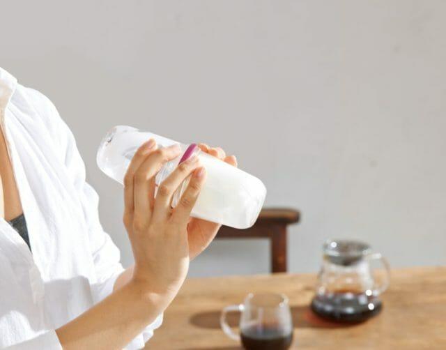 フォームミルクはどうやって作るの?