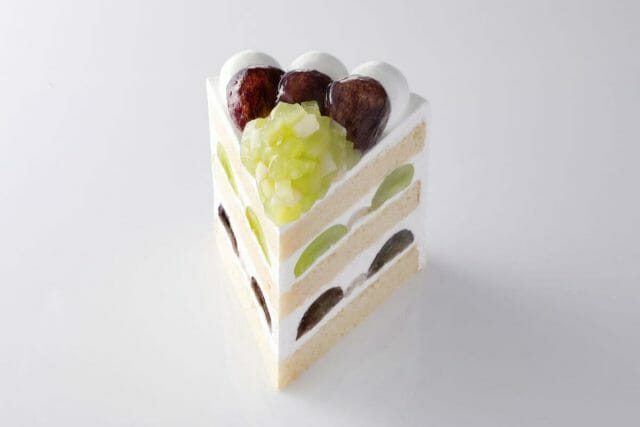 絶対食べたい!パティスリーSATSUKIの新エクストラスーパーグレープショートケーキ