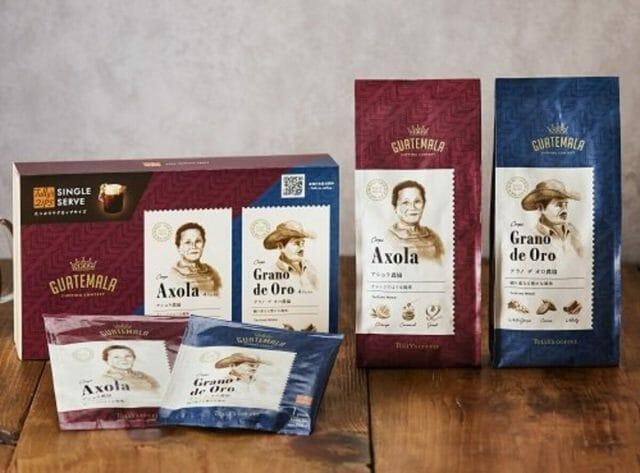 タリーズが自社コンテストで金賞を獲得した農協のコーヒー豆を発売