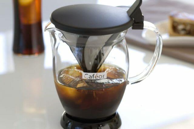 コーヒーを使ったデザート