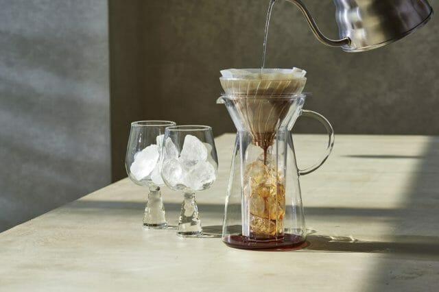 アイスコーヒーと水出しコーヒーは違う?入れ方の特徴と味の違い