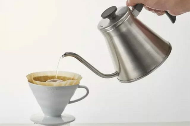 コーヒーに雑味を感じる原因