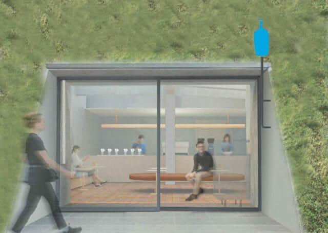 「ブルーボトルコーヒー」が前橋に「白井屋カフェ」をオープン