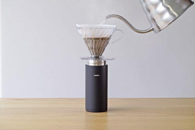 水筒やボトルにコーヒーを入れて持って行くときの注意点